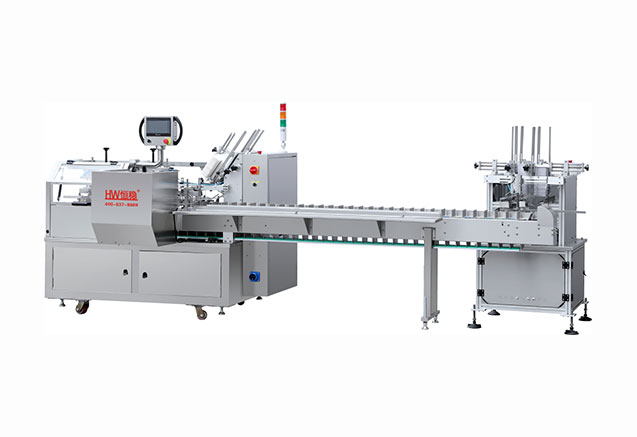 深圳LY300-3带内托自动装盒机